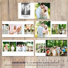 wedding albums and more wedding album photobooktemplate12x12 by cardcandy on creative
