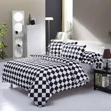Black And White Comforter Set King Popular Black U0026amp White Comforter Set Queen Buy Cheap Black U0026amp
