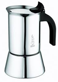 espresso maker how it works bialetti venus induction espresso maker 4 cup amazon co uk