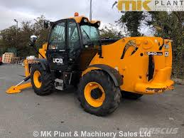 used jcb 540 170 telescopic handlers year 2015 for sale mascus usa