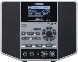 boss eband js 10 audio player and trainer sweetwater