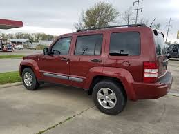 used jeep liberty 2008 2008 jeep liberty 4x4 sport 4dr suv in louisville il speedy s used
