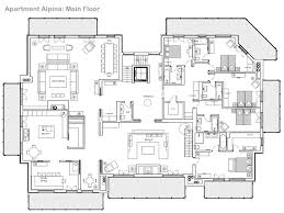 chalet floor plans modern house plans ski chalet plan one story southern living ranch