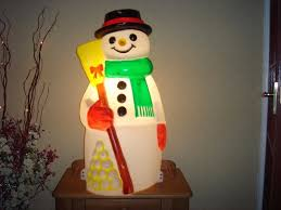 outdoor light up snowman in brighton east sussex gumtree