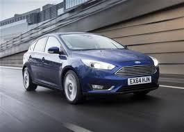 ford focus diesel ford focus hatchback 1 5 tdci 120bhp titanium x navigation 5d