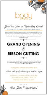Hospital Opening Invitation Card 16 Best Brookfield Bar Invites Images On Pinterest Grand Opening