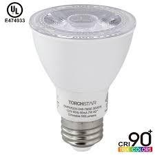 wet location led lighting wet location dimmable par20 led light bulb 3000k warm white pack