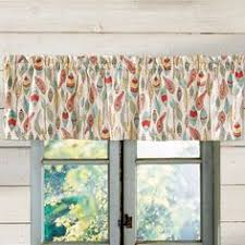 Cabin Valances Woodland Cabin Valance Woodlands Peters Cabin Straight Tailored