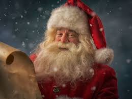 help us find the real santa claus