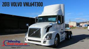 2007 volvo truck 2013 volvo vnl64t300 daycab used truck for sale youtube