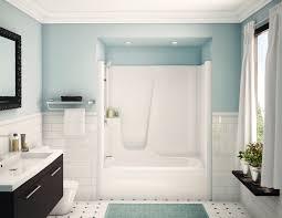 gb 60 alcove or tub showers bathtub aker by maax hi resolution