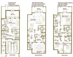 town house floor plans luxury townhome floor plans google search home floorplans