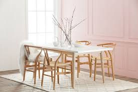dining room table ls nordic pastels structube
