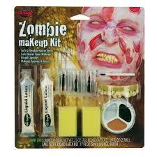 liquid latex halloween city amazon com male zombie halloween make up kit toys u0026 games