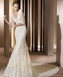 designer wedding dresses 2011 wedding dresses with sleeves mydreamweddingday