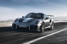 porsche 911 concept cars 2018 porsche 911 gt2 rs delivers 700 hp motor trend