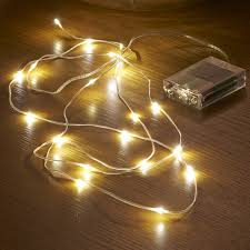 micro led christmas lights micro led string lights battery operated 2 3m auraglow led