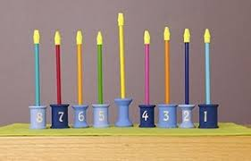 menorahs for kids make your own hanukkah menorahs diy kids and adults craft