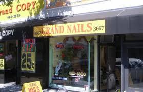 grand nails oakland ca 94610 yp com