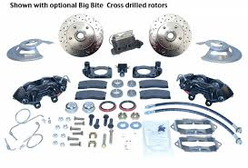 1966 mustang disc brakes buy front disc brake conversion kit for 1964 5 1966 ford mustang