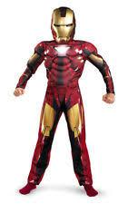 iron man dress costumes for boys ebay
