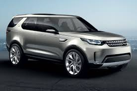 land rover lr4 blacked out land rover discovery vision concept first look