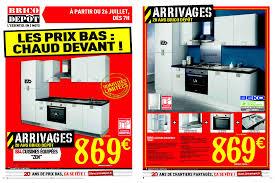 cuisine pas cher brico depot catalogue brico depot cuisine equipee ete 2013 page 1