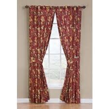 Waverly Curtains And Drapes Shop Curtains U0026 Drapes At Lowes Com