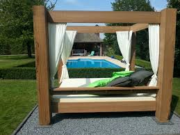 outdoor canopy bed 59 best outdoor canopy bed images on pinterest decks outdoor beds