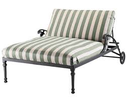 Outdoor Lifestyle Patio Furniture Outdoor Wide Lounge Patio Chaise Lounge Chair