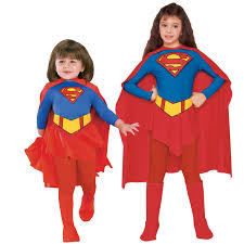 supergirl halloween costumes dc comics supergirl toddler child girls costume fancy dress