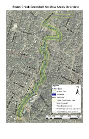 Austin Greenbelt Map by Blunn Creek Austintexas Gov The Official Website Of The City