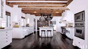 white kitchen cabinets wood trim kitchen white cabinets wood trim gif maker daddygif see description