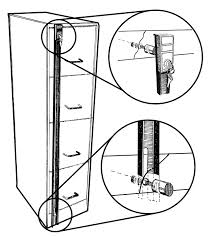 file cabinet lock bar filing cabinet drawing at getdrawings com free for personal use
