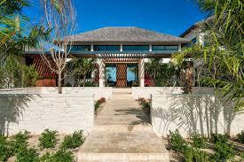 turks and caicos beach house hawksbill luxury retreats