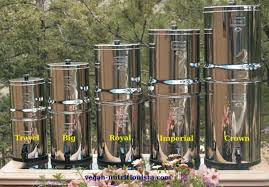 Berkey Water Filter Stand by Berkey Water Purification Systems Are The Best