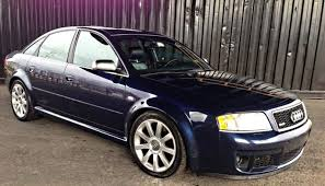 2003 audi rs6 for sale you can buy this 450 horsepower audi rs6 for the price of a nissan