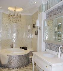 glam bathroom ideas the purity and lightness bathroom decor in white