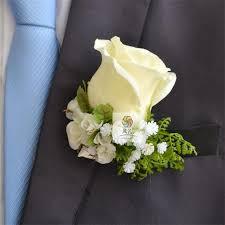 Wrist Corsage Supplies Aliexpress Com Buy Best Man Wedding Boutonniere Groom Godfather
