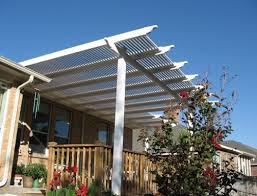 Awning Pros The Pros And Cons Of Different Shade Structure Materials