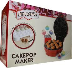 cake pop maker indulgence cake pop maker for home baking review raptor