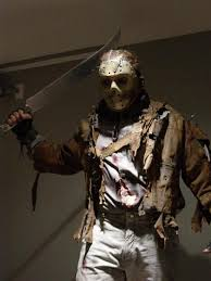 Jason Halloween Costume Jason Voorhees Wickedbeard Creations