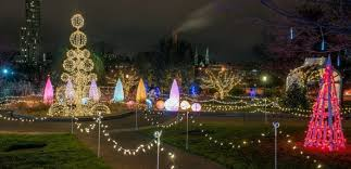 phipps conservatory christmas lights phipps light garden it s not christmas in pittsburgh until you