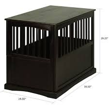 Wooden Crate Nightstand Wooden End Table And Pet Crate Free Shipping Today Overstock