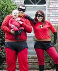 Incredibles Family Halloween Costumes Incredibles Family Costume