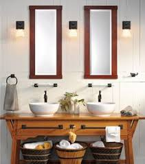 Craftsman Bathroom Lighting New Product Options For Traditional Revival Baths Traditional