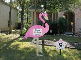 18 best fayetteville nc birthday cupcake signs and flamingo