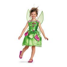 amazon com disguise inc girls u0027 disney tinker bell costume toys