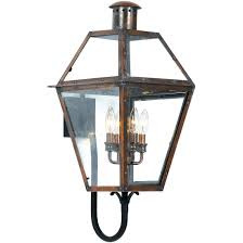 Copper Outdoor Lighting Fixtures Rue De Royal Outdoor Lantern Ro8414ac Elite Fixtures