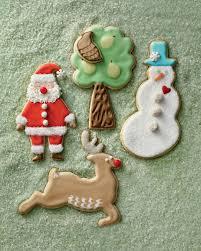 Christmas Sugar Cookies Martha Stewart